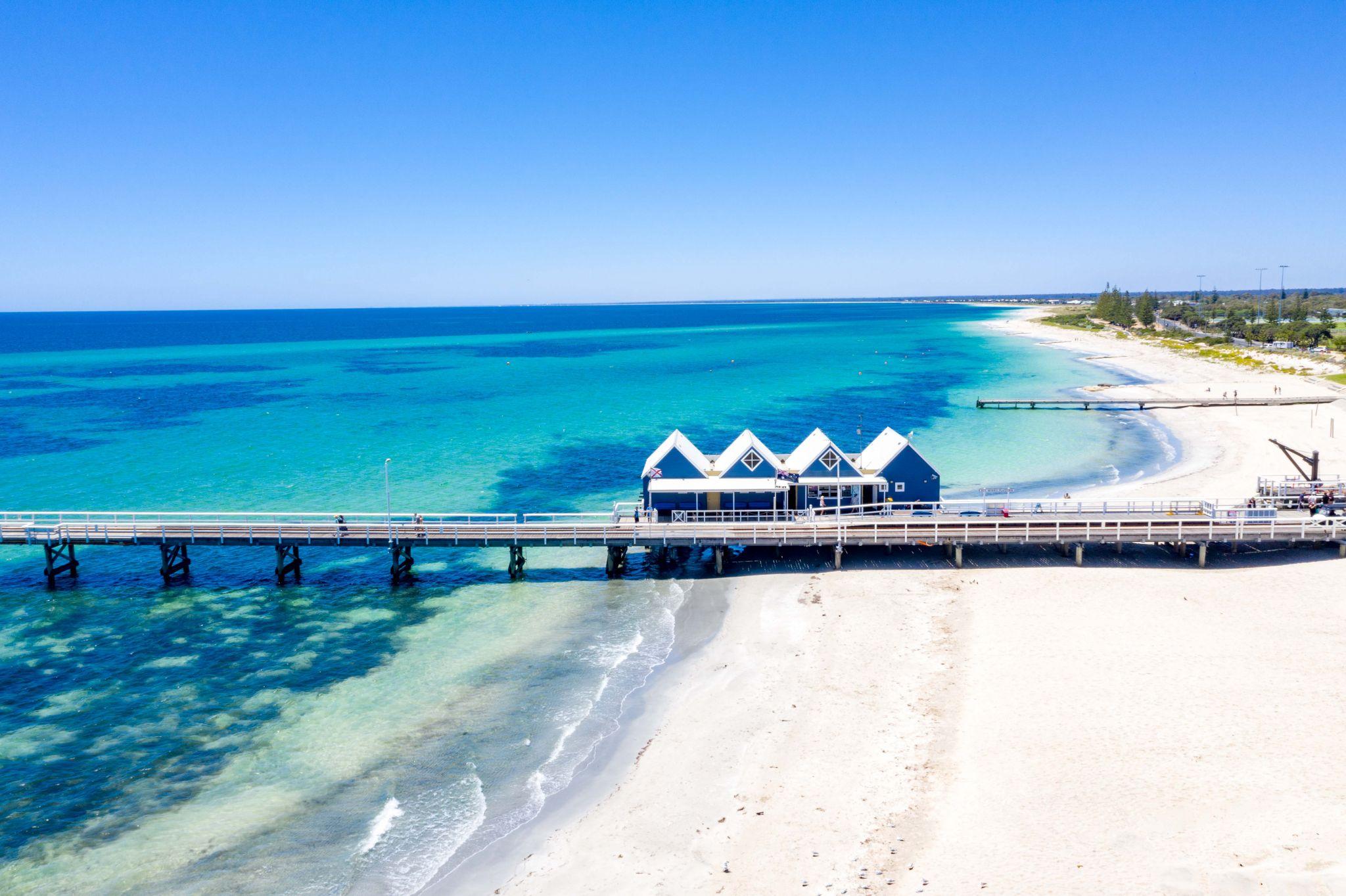 The Pier Sheds, Busselton Western Australia, Australia