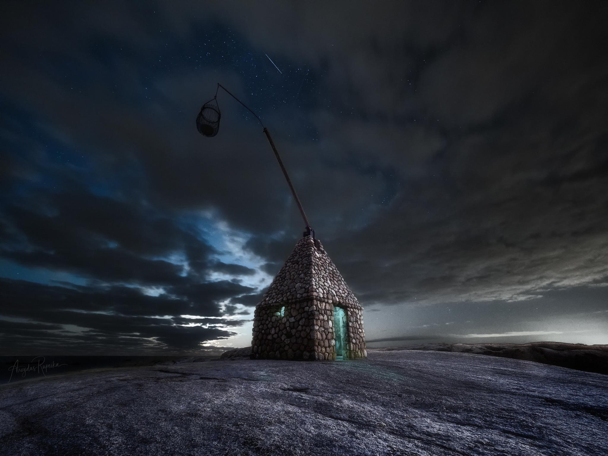 Tjøme's Ancient Lighthouse, Vestfold, Norway, Norway