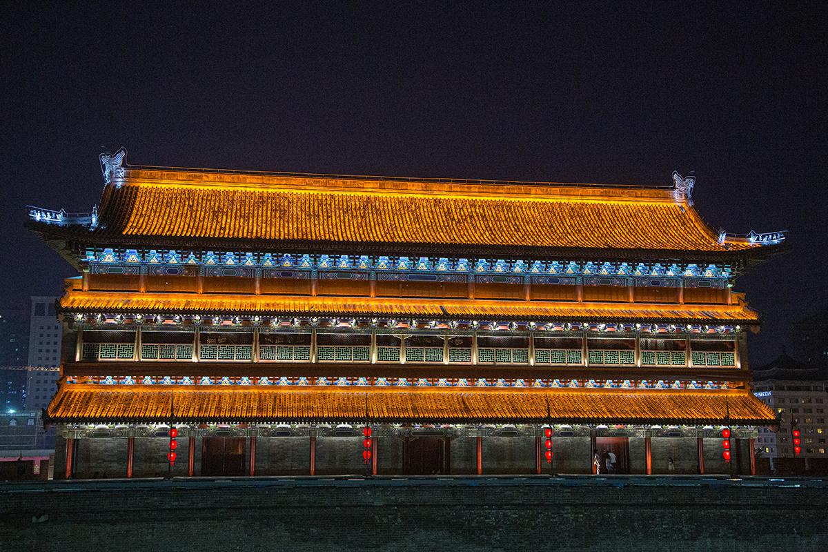 Drum Tower, China
