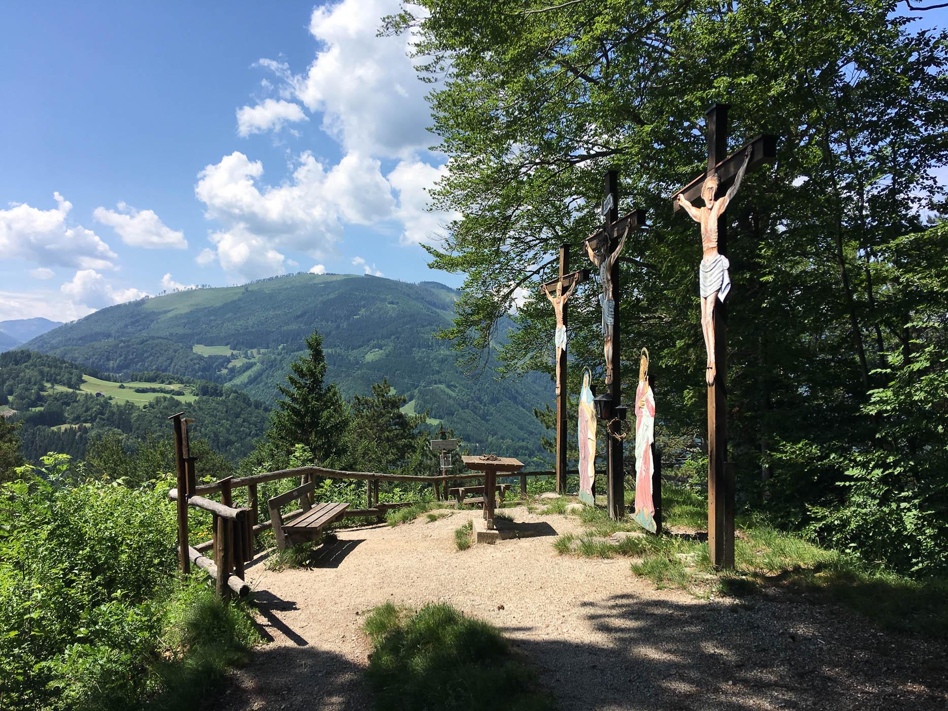 Viewpoint Weyer, Austria