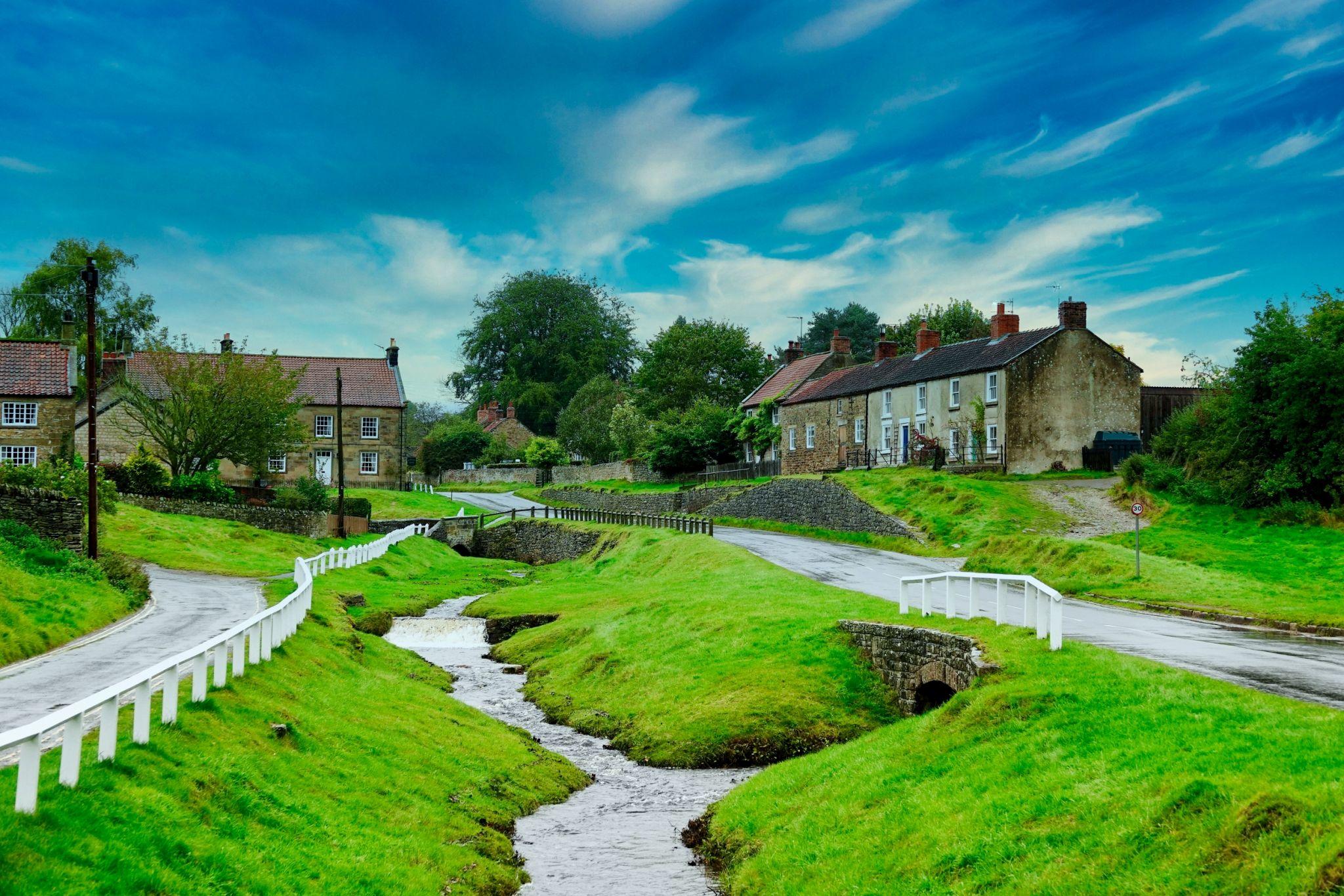 Village, United Kingdom