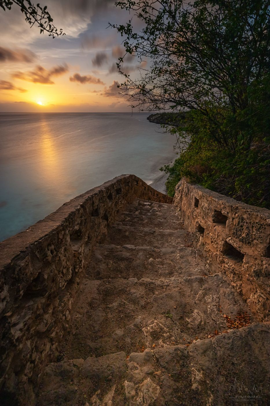 1000 Steps on Bonaire, Bonaire