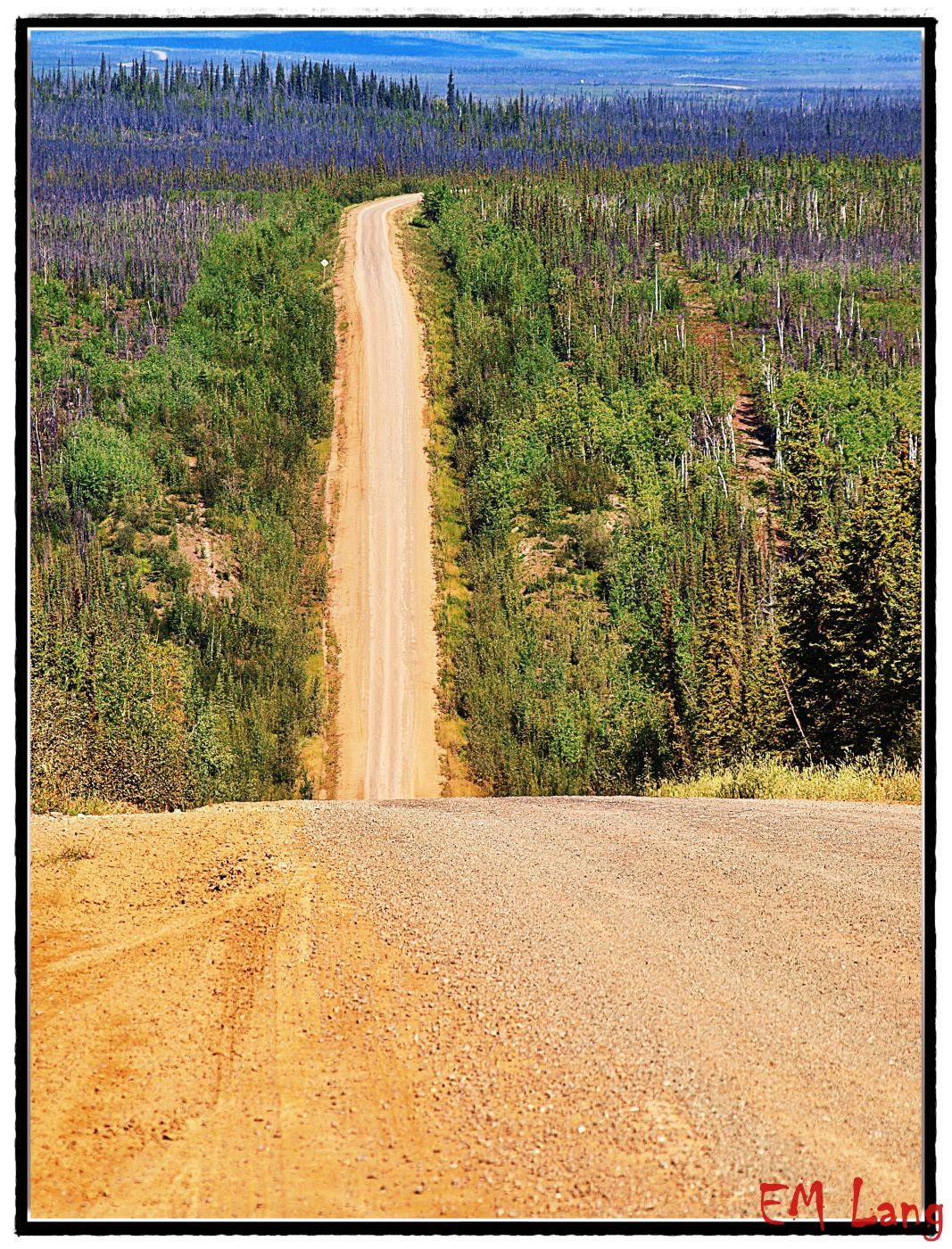 Alaska  Dalton Highway Wilderness Roadtrip, USA