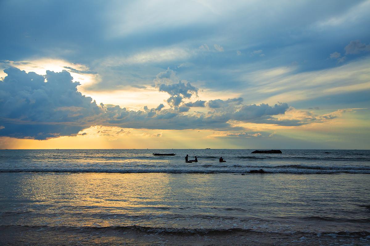 Am Golf von Bengalen, Myanmar