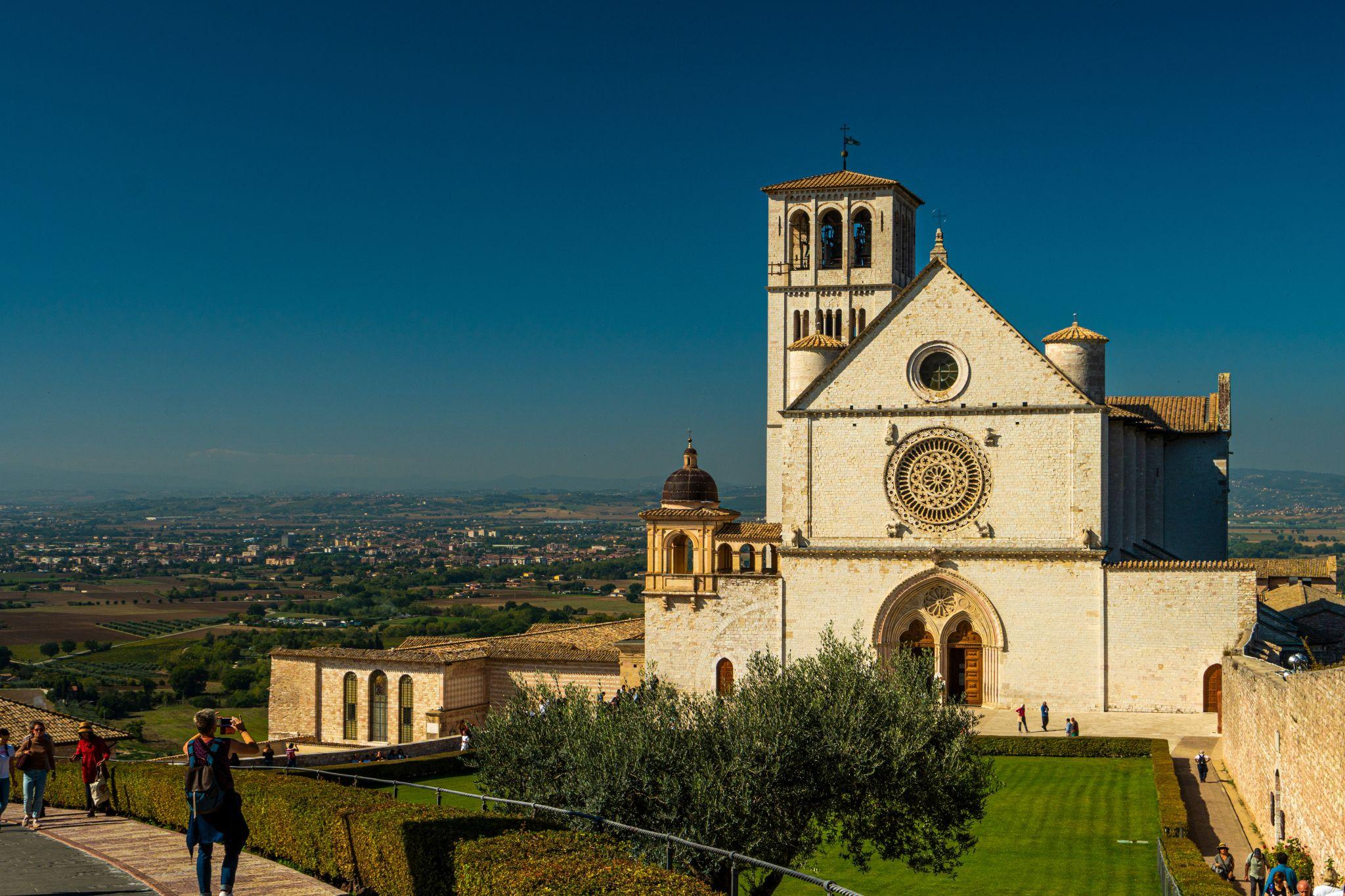 Basilica di San Francesco d'Assisi, Italy