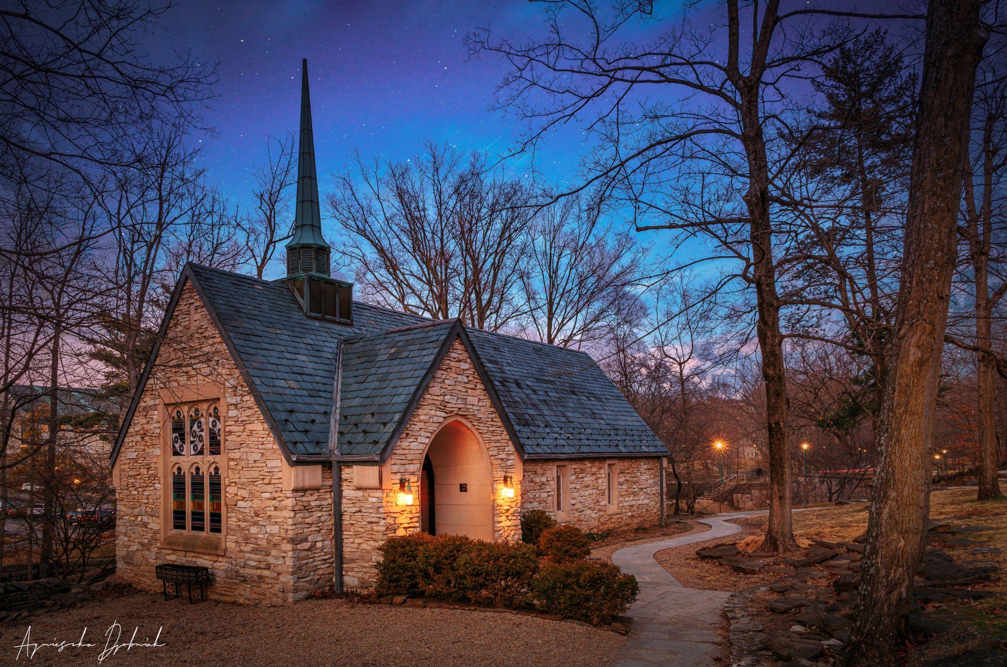 Beck Chapel at Indiana University Bloomington, USA