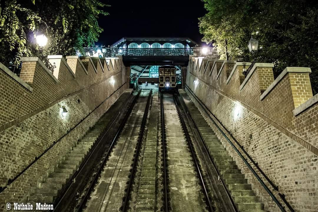 Buda Hill Funicular, Hungary