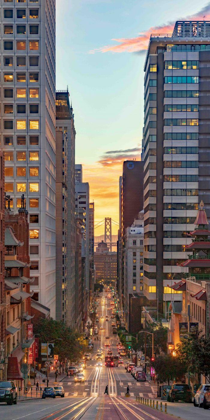 California Street, USA