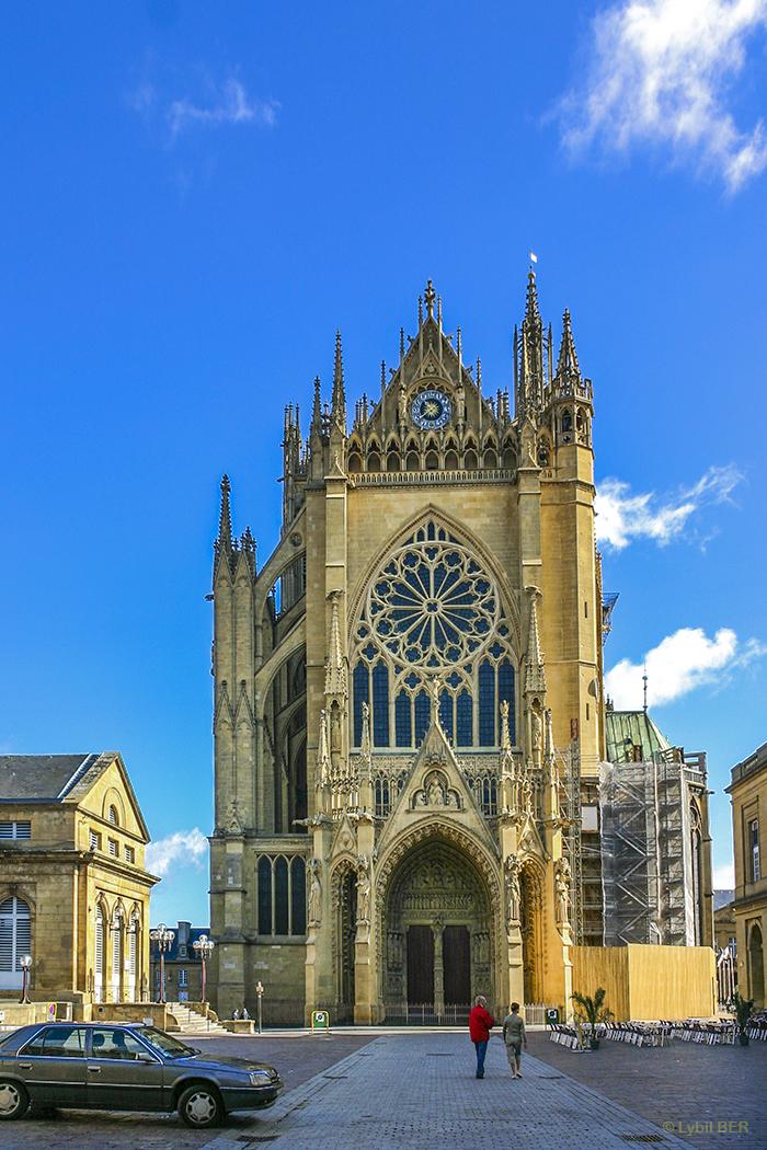 Cathedral de Metz, France