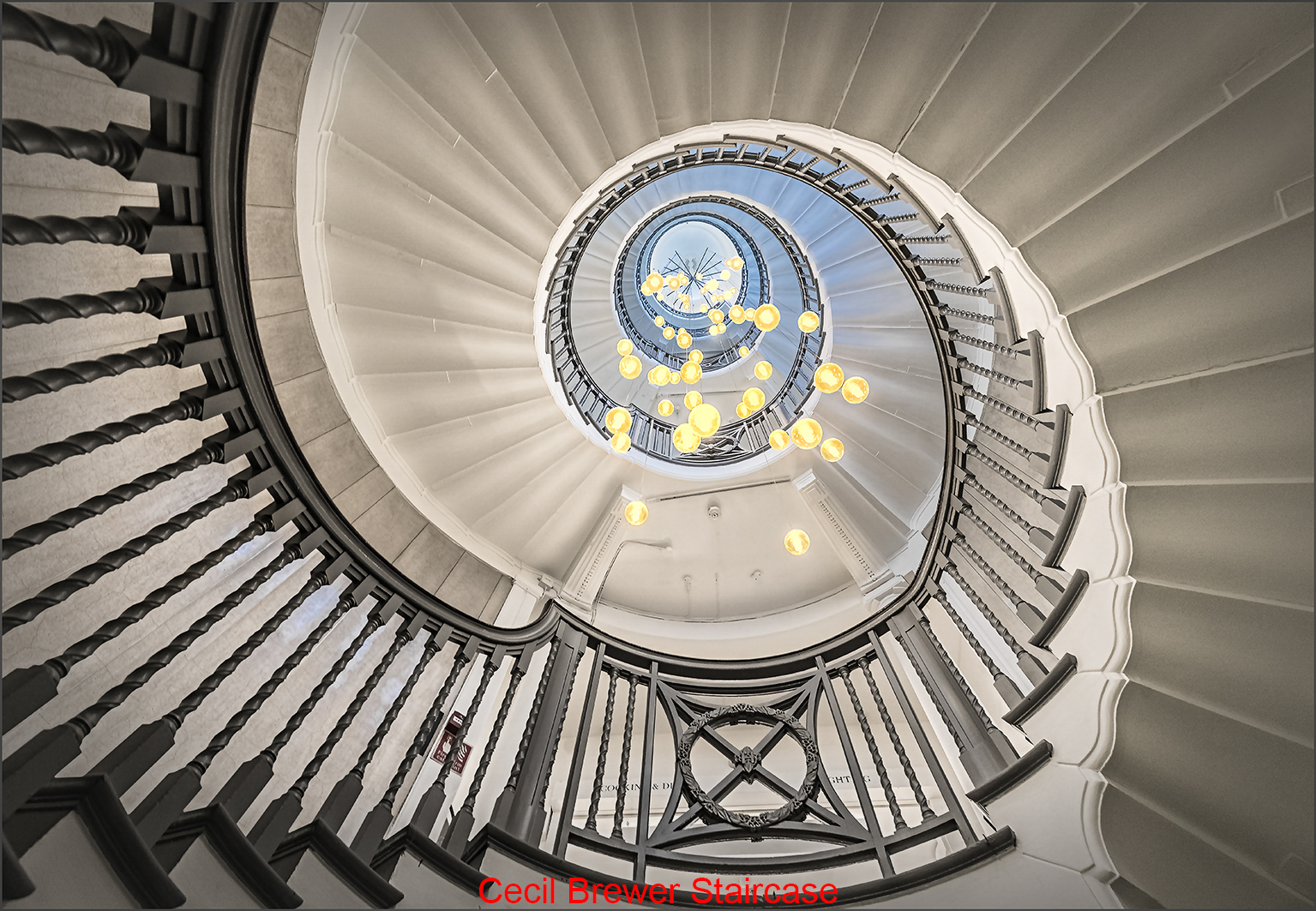 Cecil Brewer Staircase, United Kingdom