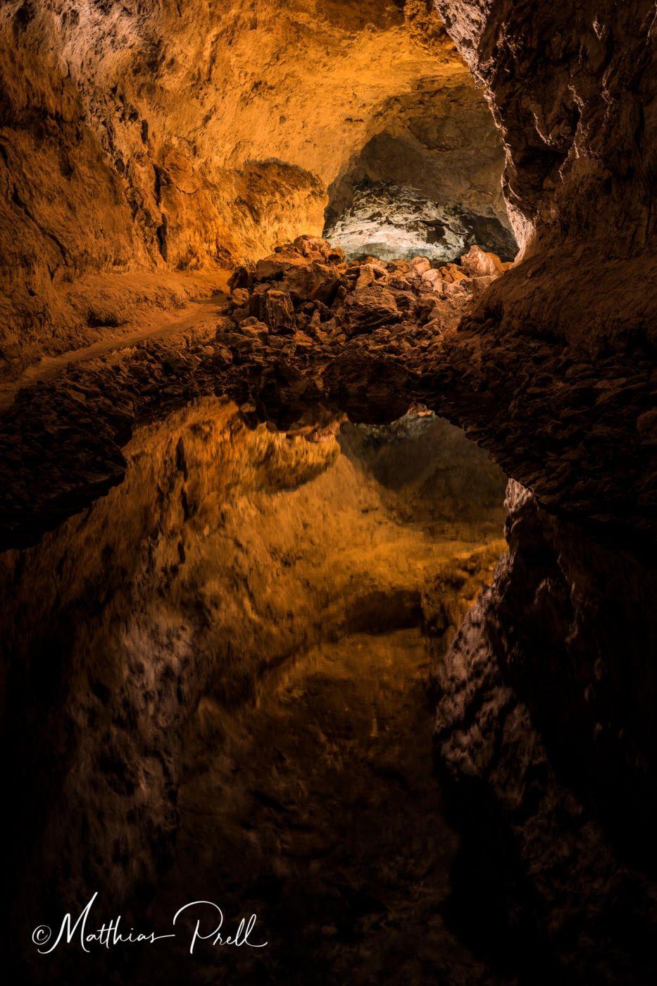 Cueva de los Verdes, Spain