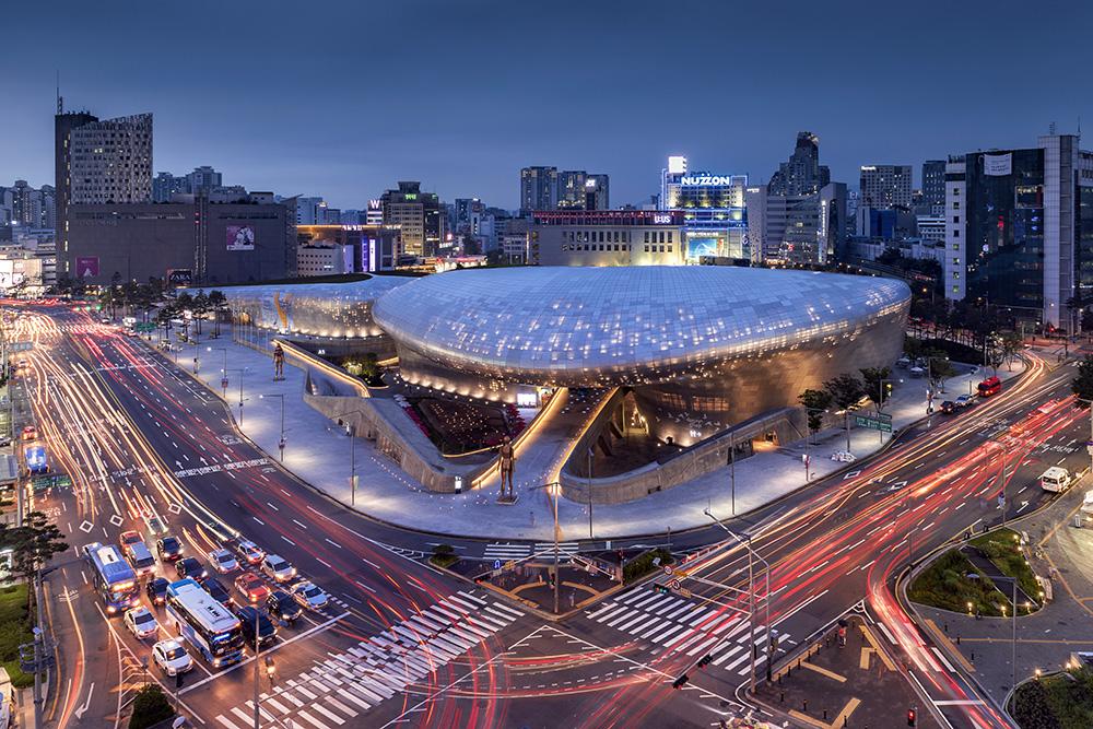 DDP SEOUL, Korea