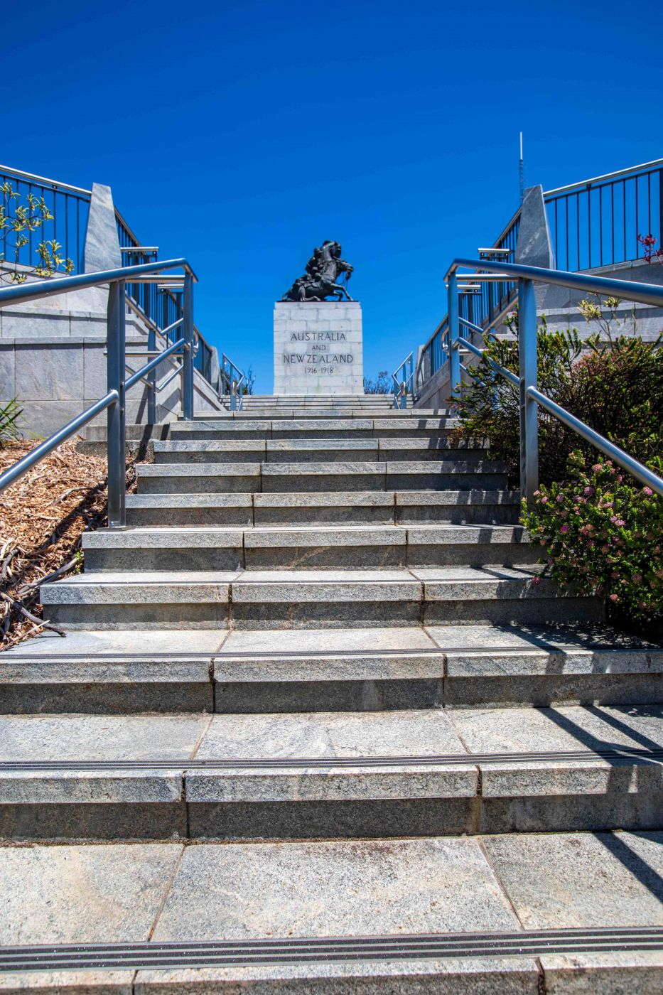Desert Mounted Corps Memorial, ANZAC memorial Albany, Australia