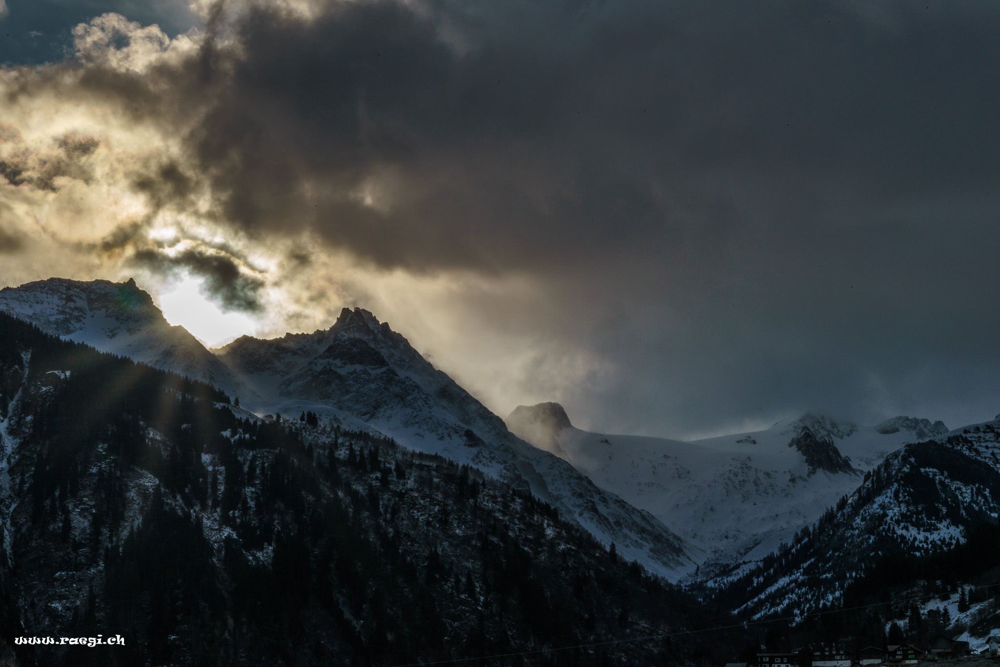 Disentis, Switzerland