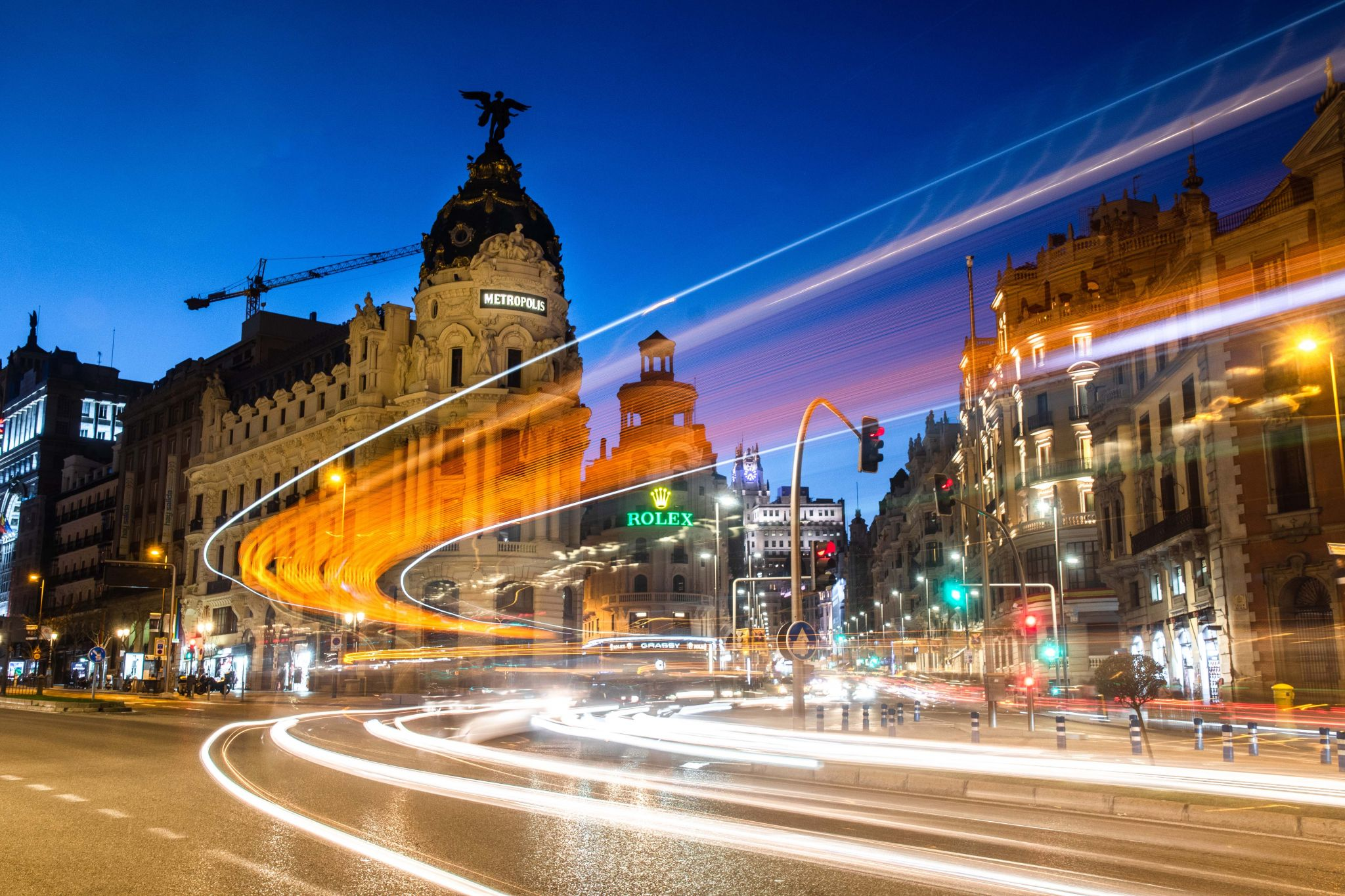 Edifico Metropolis, Spain