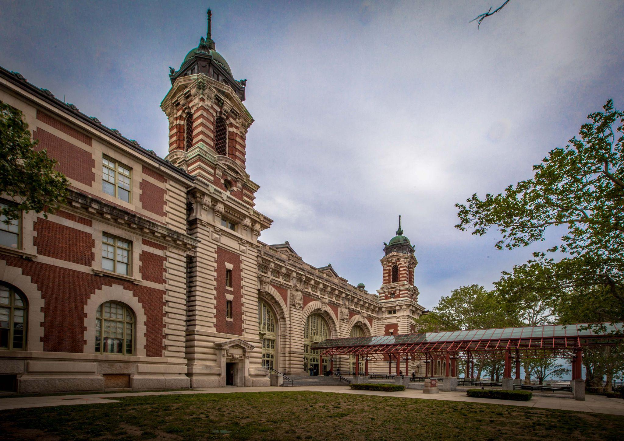 Ellis Island Immigration Station New York, USA