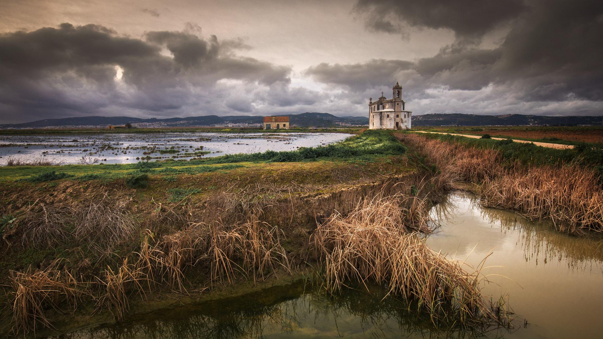 Ermida de Nossa Senhora de Alcamé, Portugal