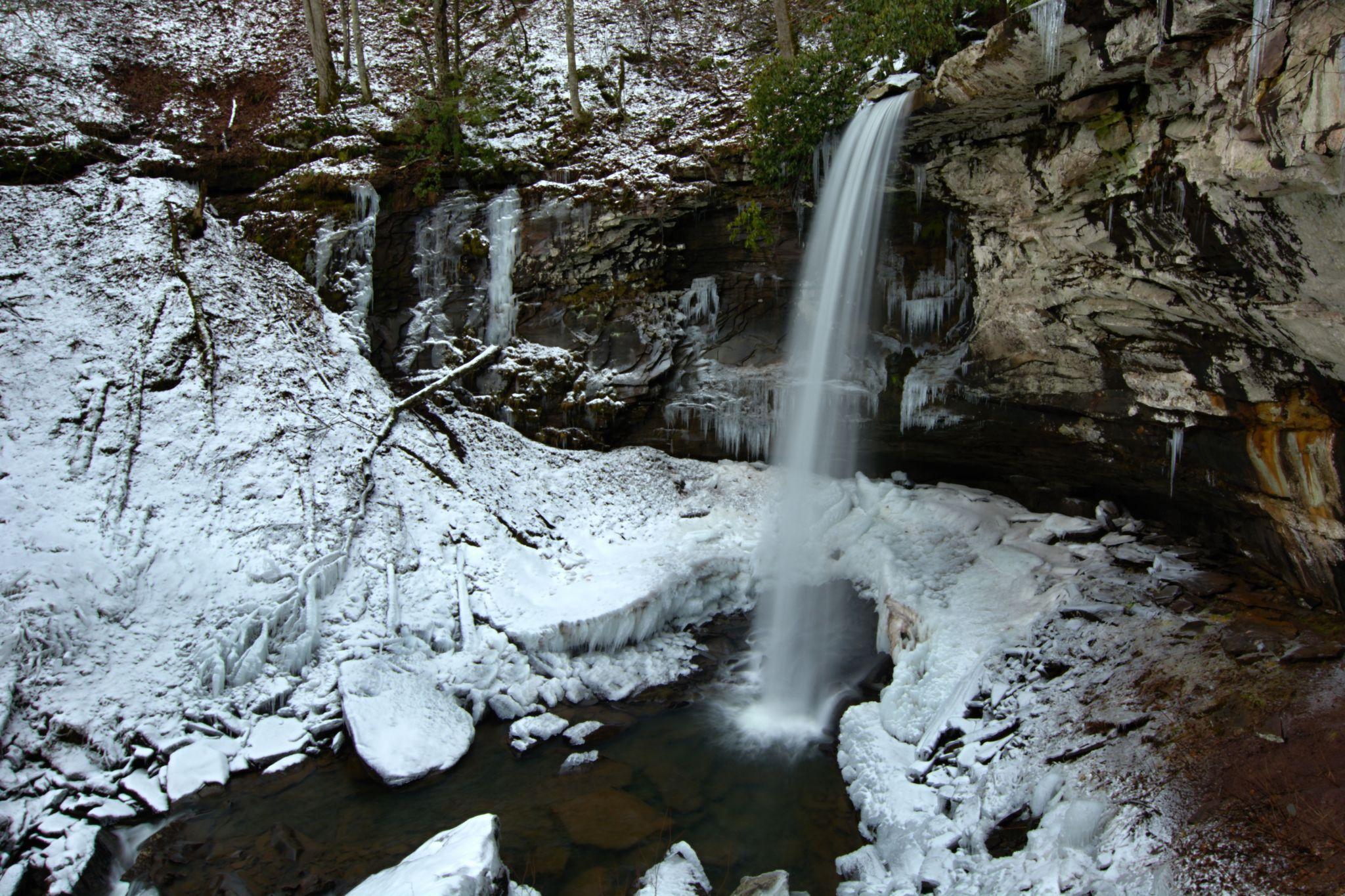 Falls of Hills Creek, USA