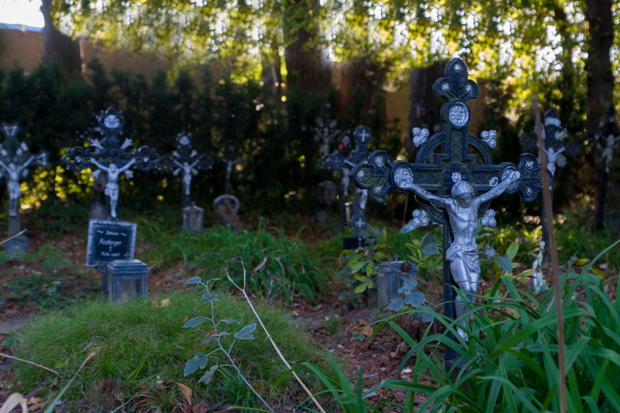 Friedhof der Namenlosen // Cemetery of the Nameless, Austria
