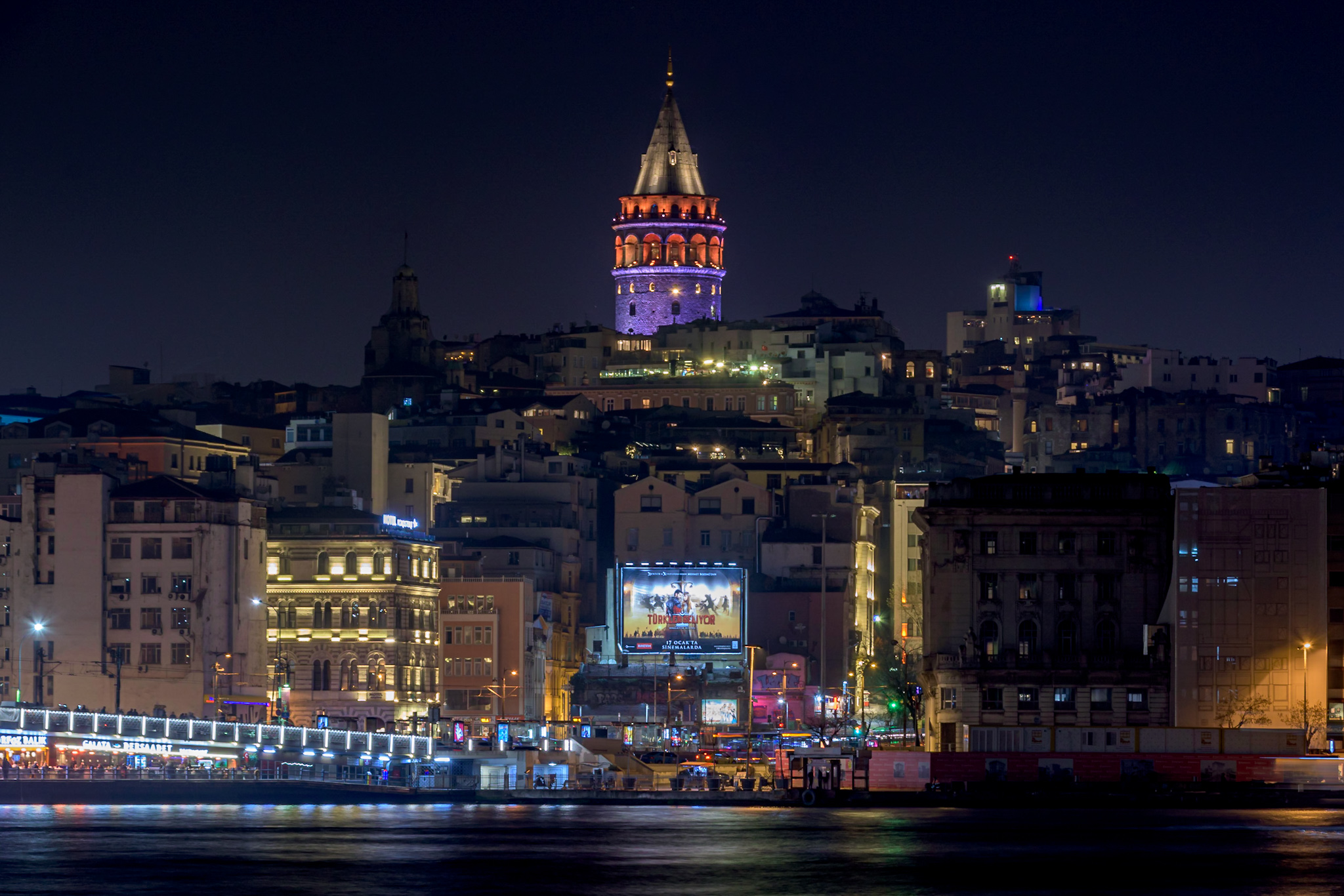 Galata Tower, Turkey