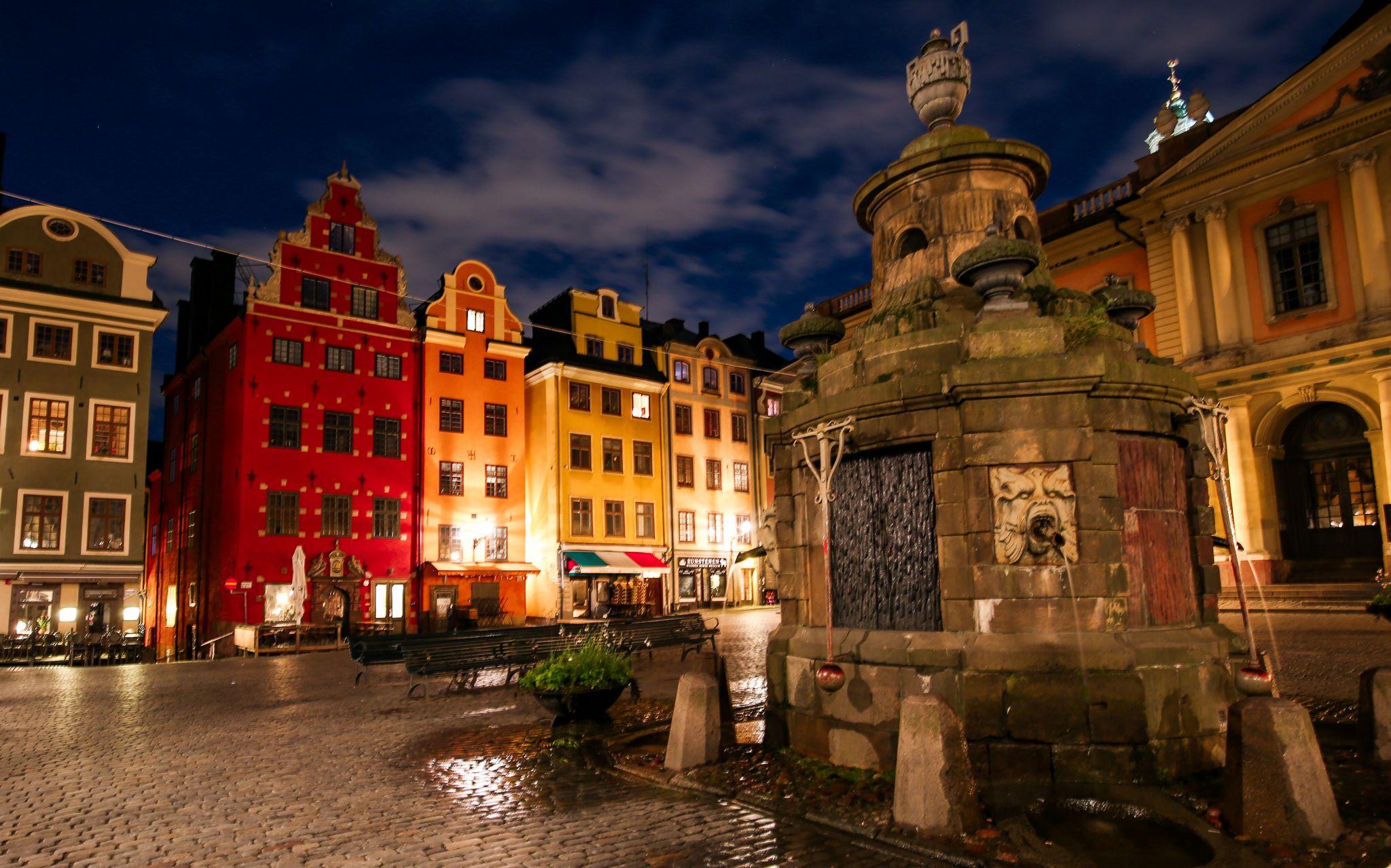 Gamla Stan, Old Town, Sweden