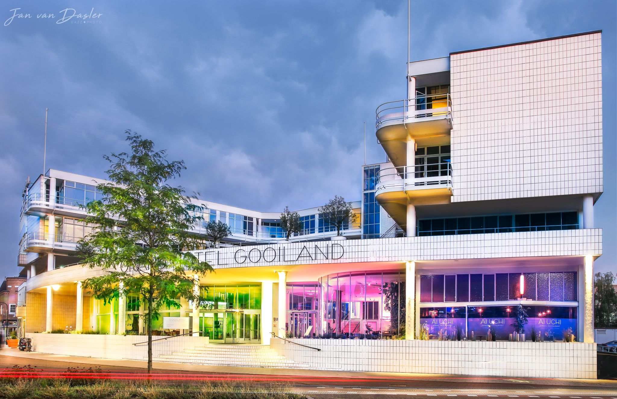 Grand Hotel & Theatre Gooiland in Hilversum, Netherlands