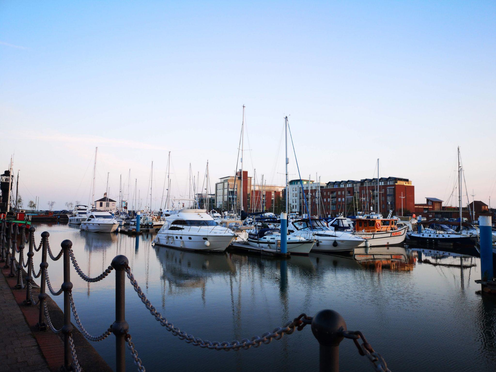 Hull Marina, United Kingdom