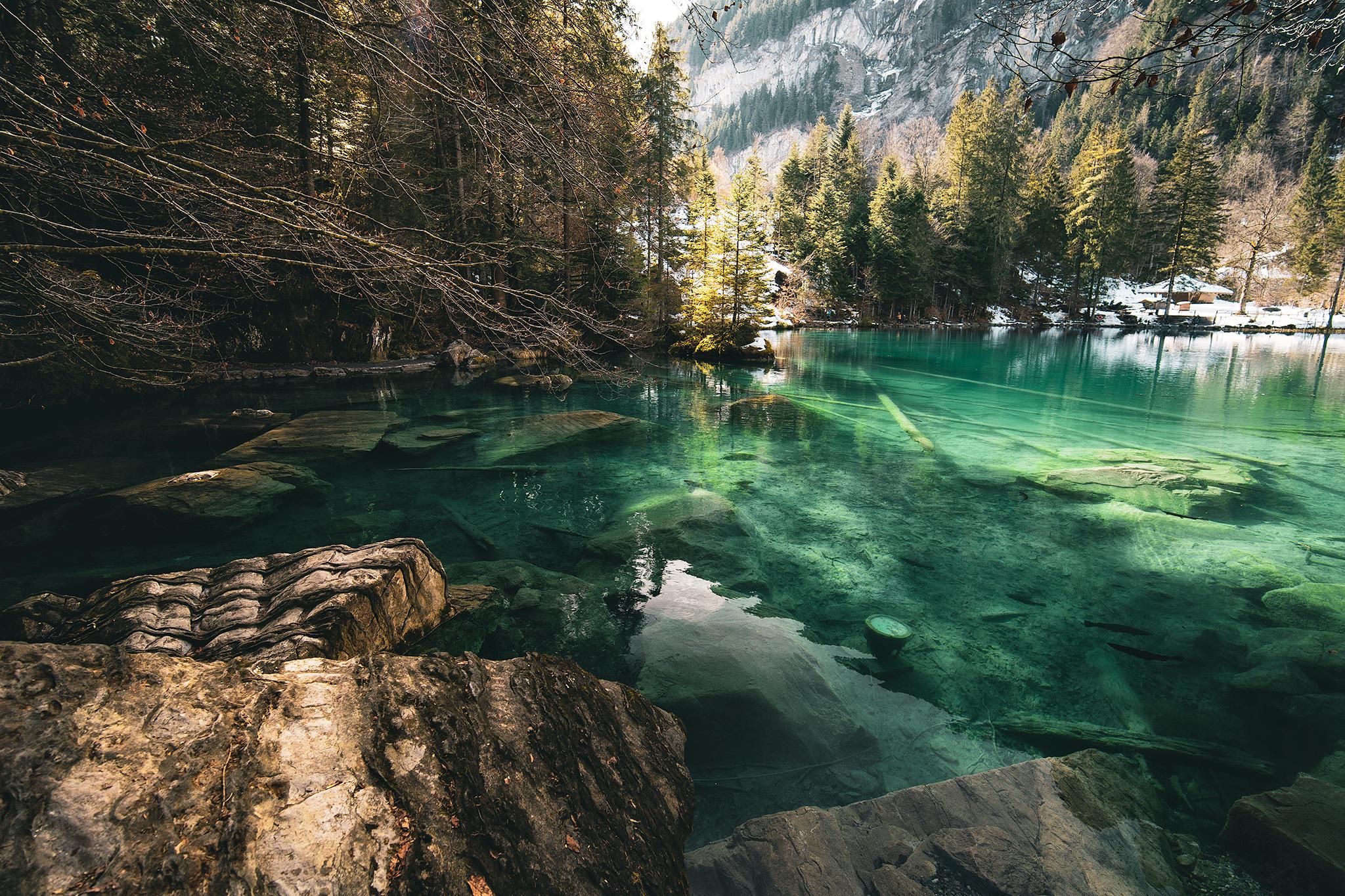 Lake, Switzerland