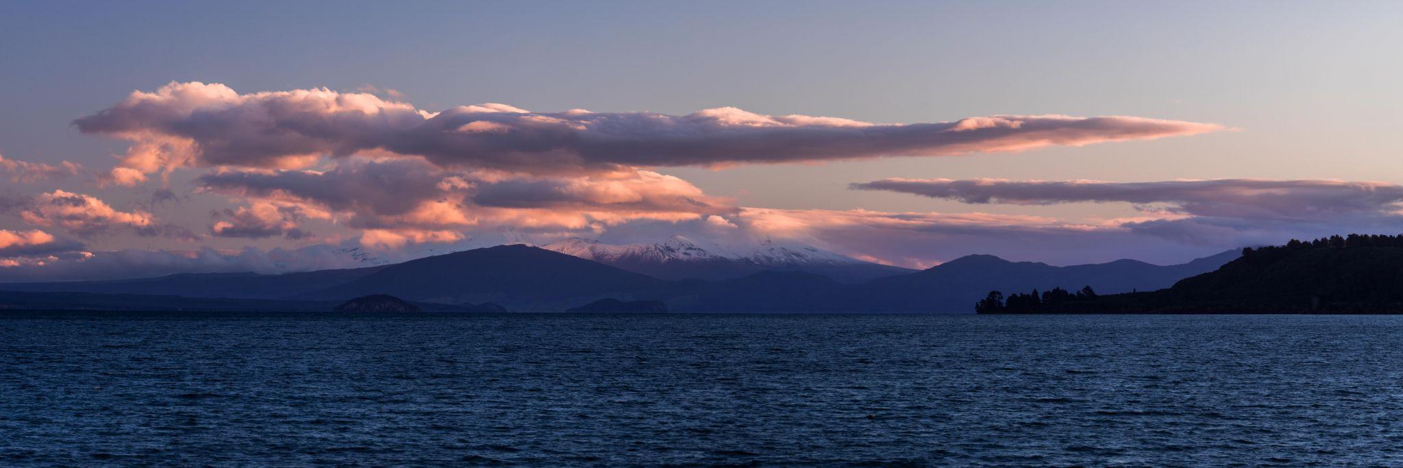 Lake Taupo, New Zealand, New Zealand