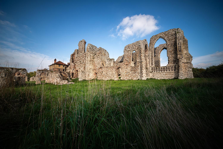 Leiston  Abbey, United Kingdom