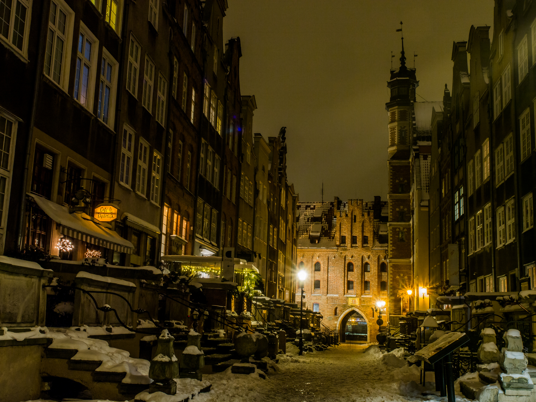 Mariacka, Poland