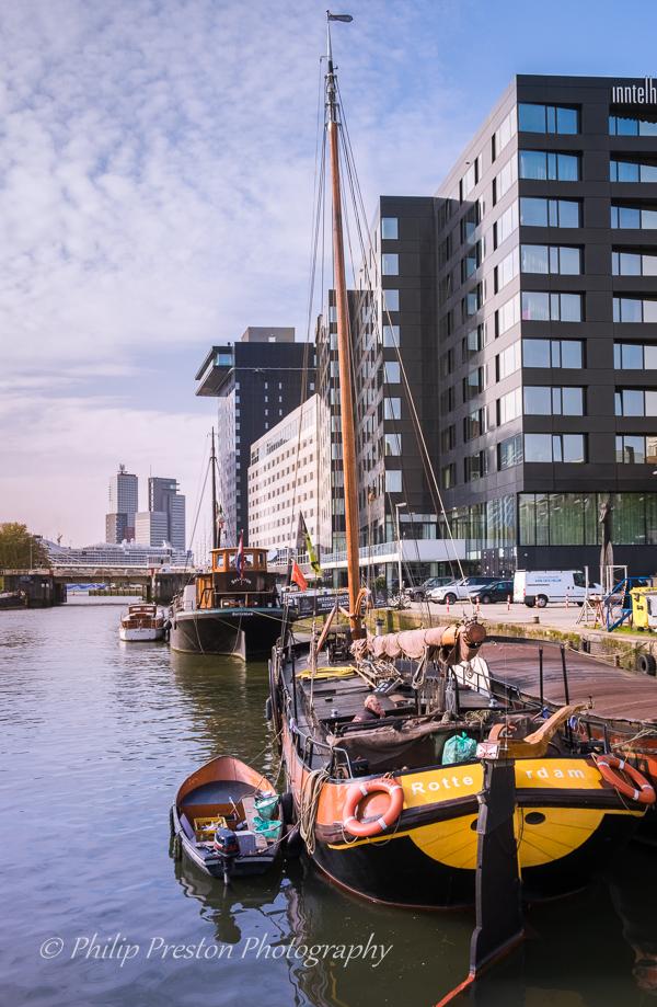 Maritime Museum, Leuvehaven, Rotterdam, Netherlands