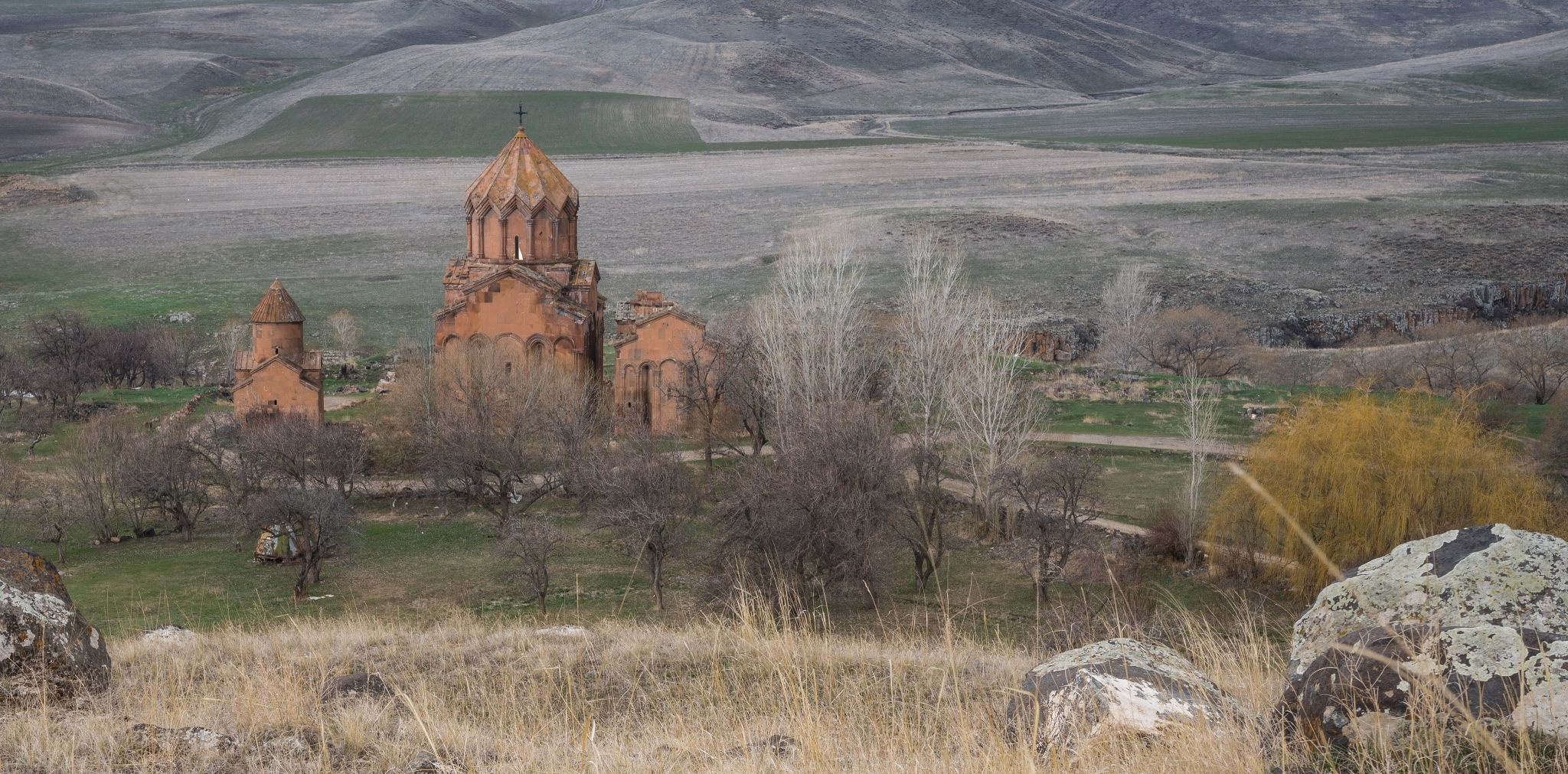 Marmashen Monastery, Armenia