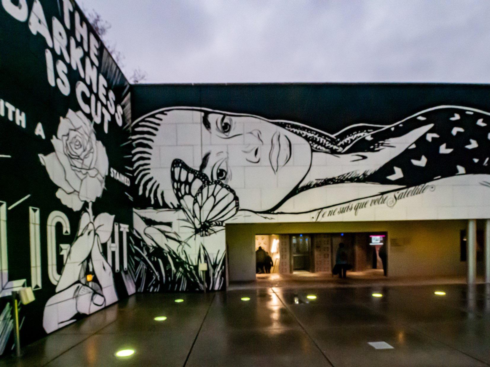 Musée d'Art moderne et contemporain, France