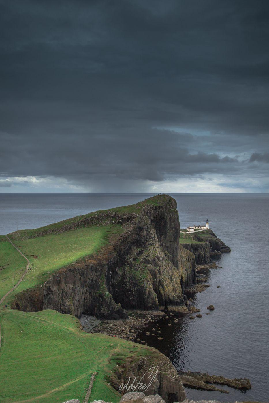 Neist Point Lighthouse, United Kingdom