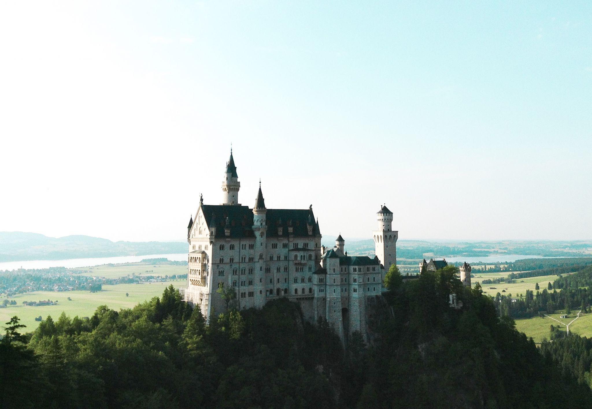 Neuschwanstein castle, Germany, Germany