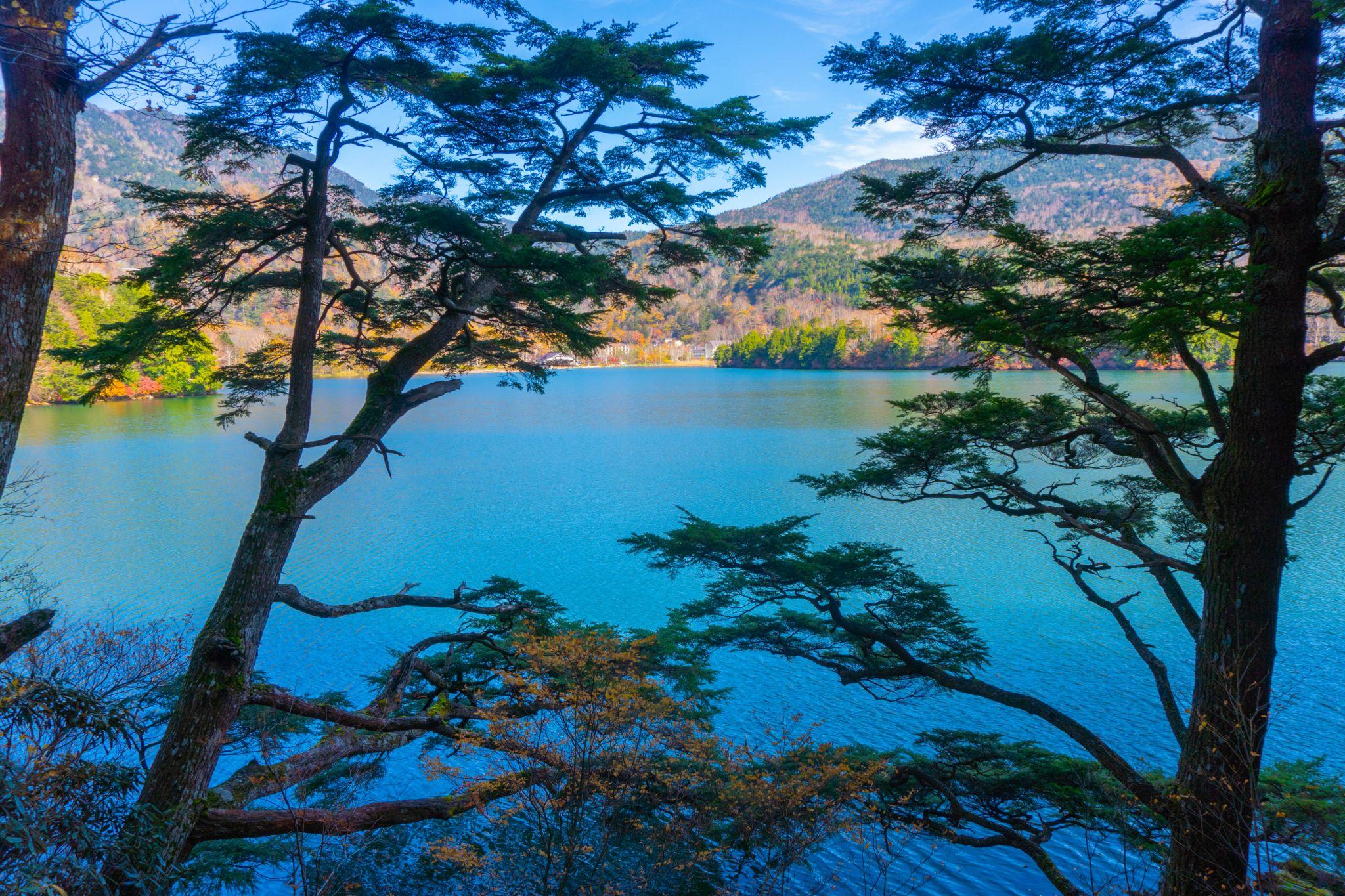 Nikko, Lake Yunoko, Japan
