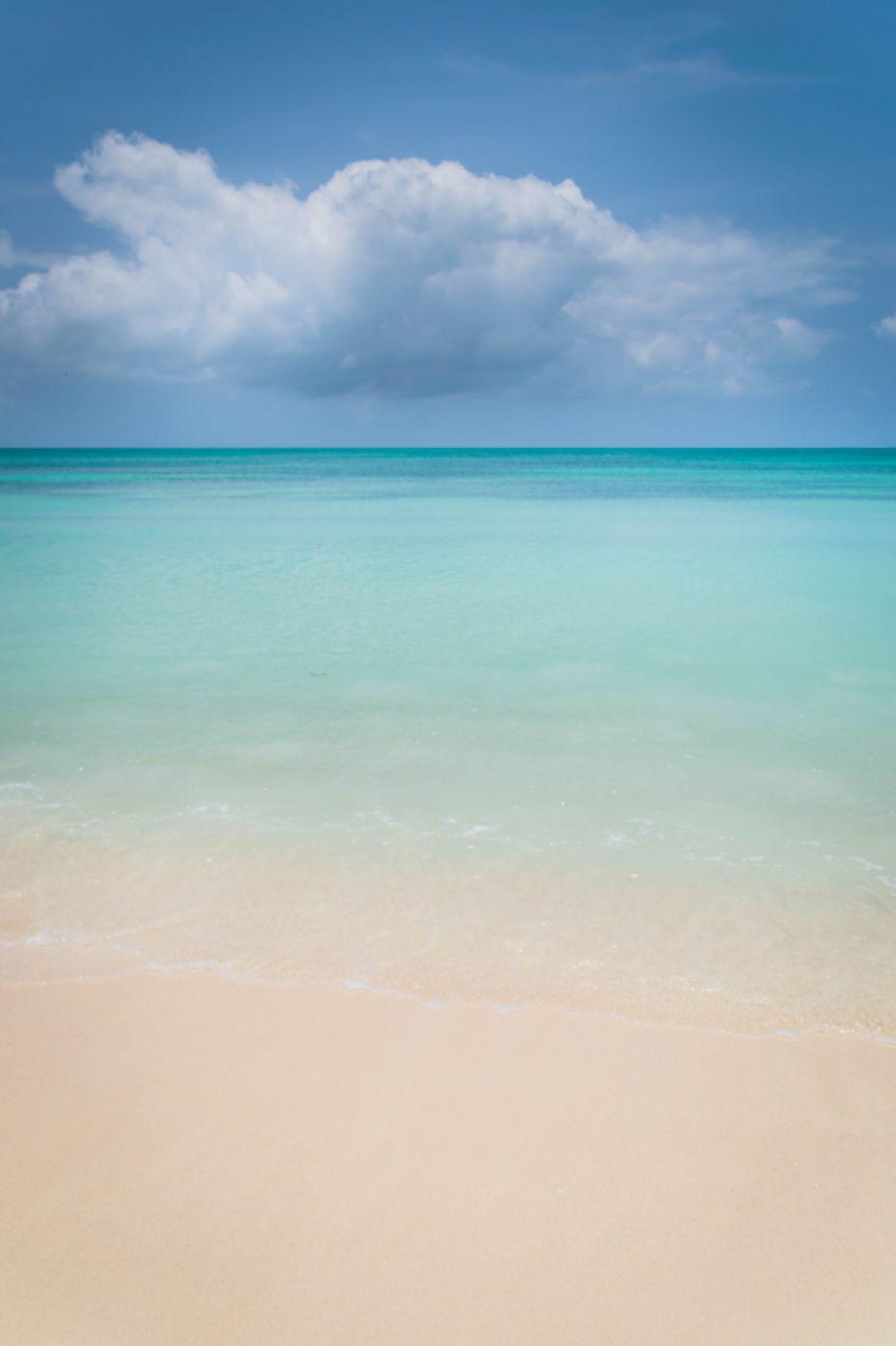 Ouvea island, New Caledonia