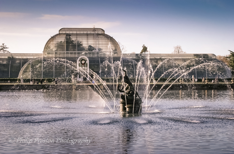Palm House, Kew Gardens, London, United Kingdom