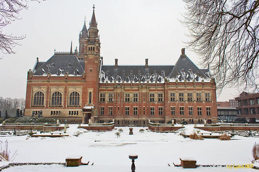 Peace Palace, Netherlands