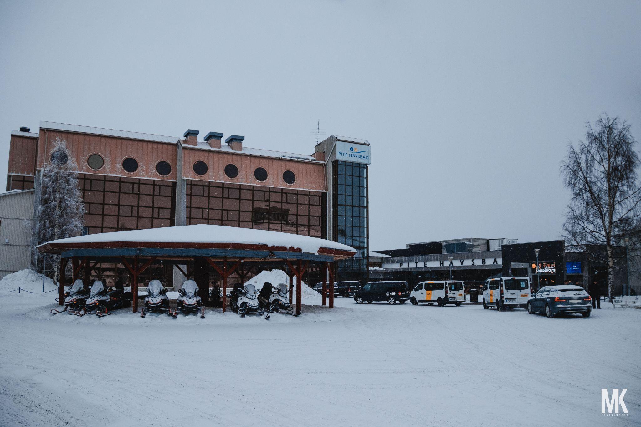 Pite Havsbad, Piteå Sweden, Sweden