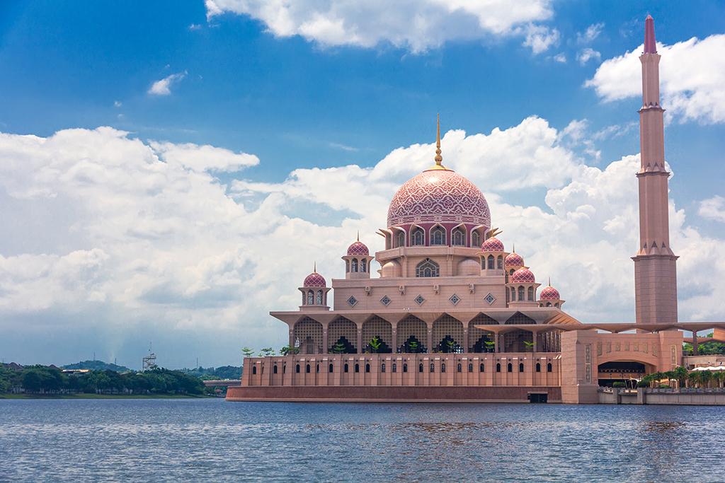 Putra Jaya Mosque, Malaysia