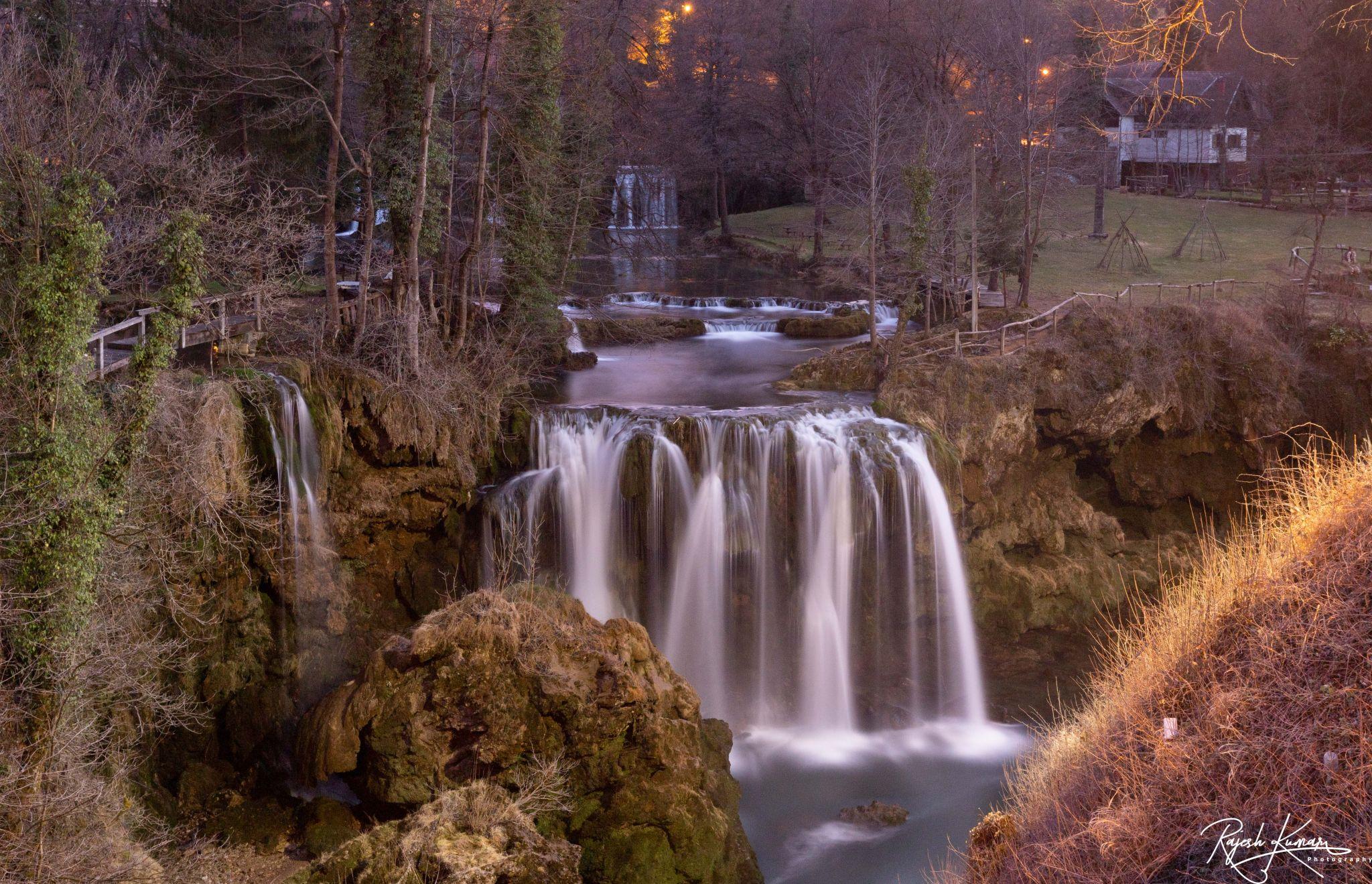 Rastoke Waterfalls, Croatia