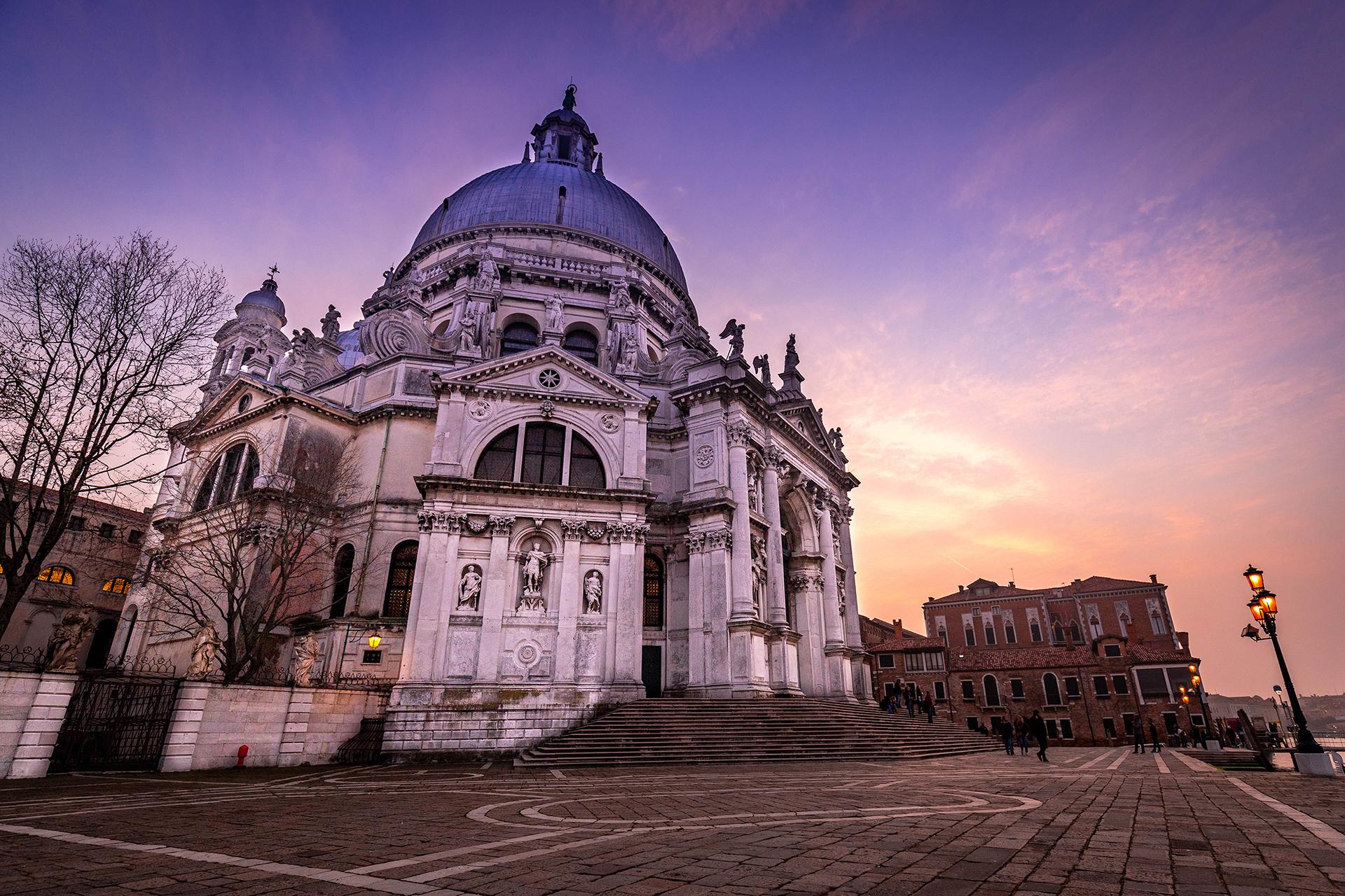 Santa Maria della Salute, Italy