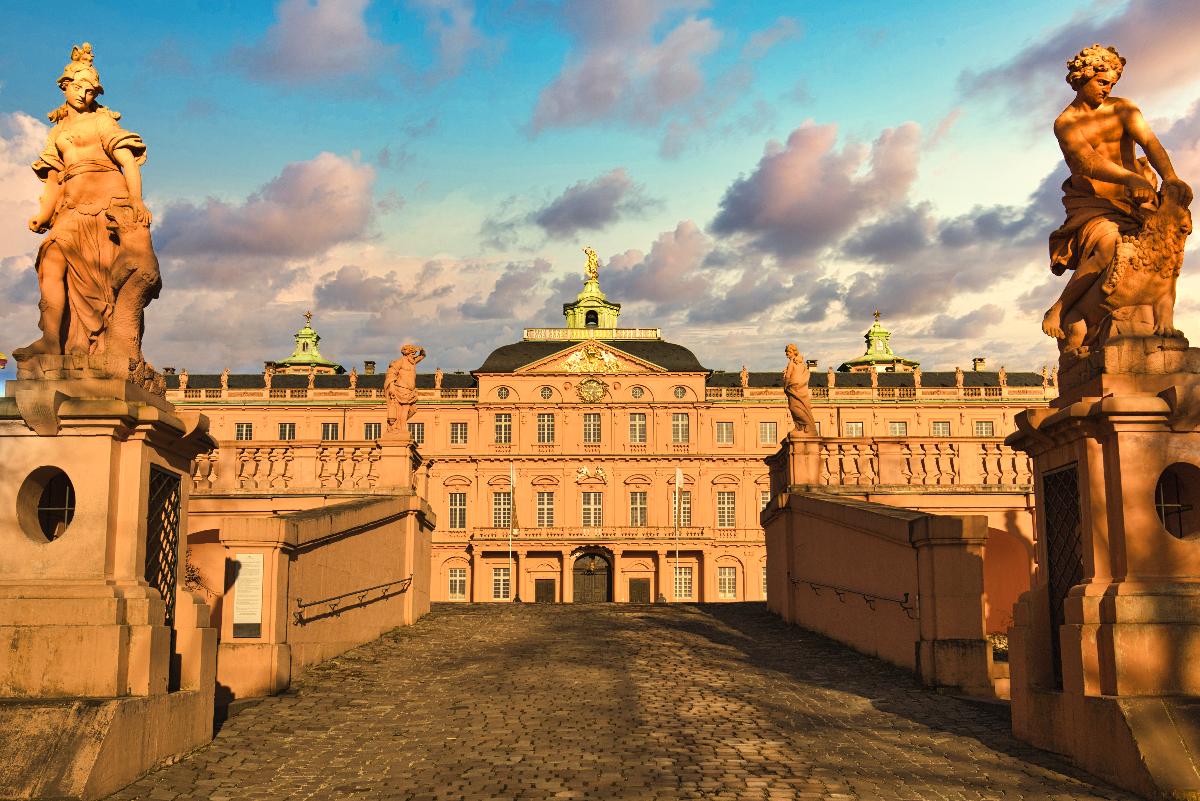 Schloss Rastatt, Germany