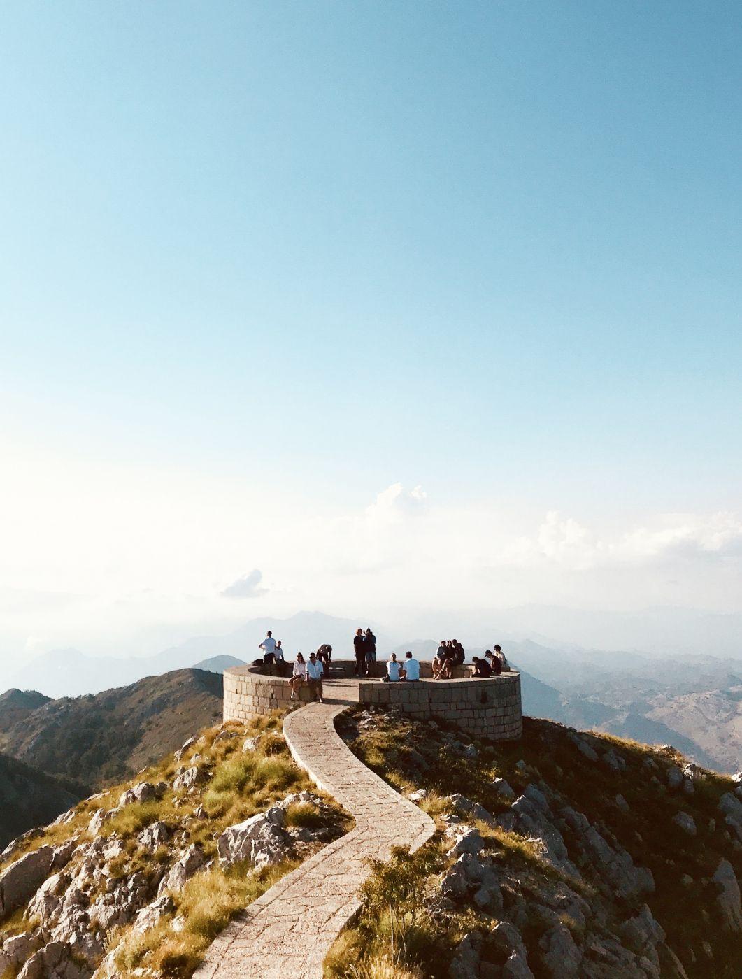 Stirovnik, Lovcen Montenegro, Montenegro