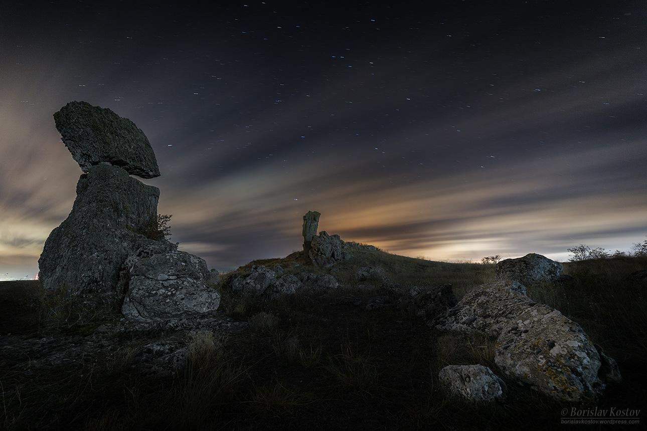 Stone Forest, Bulgaria
