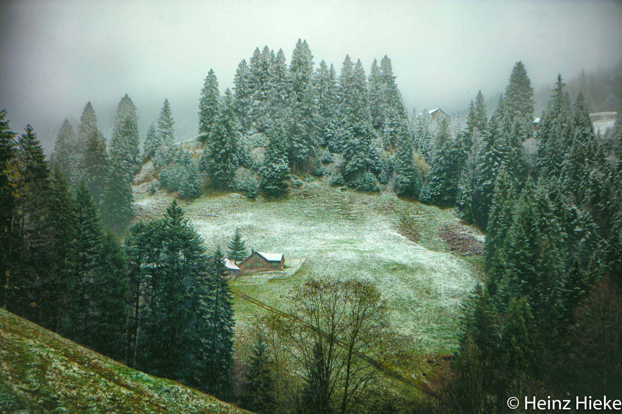 Streuechräzeren, Switzerland