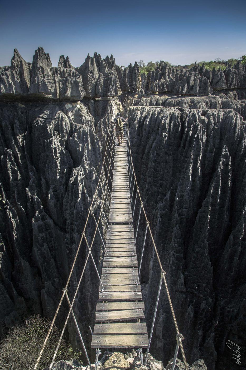 The Grand Tsingy, Madagascar