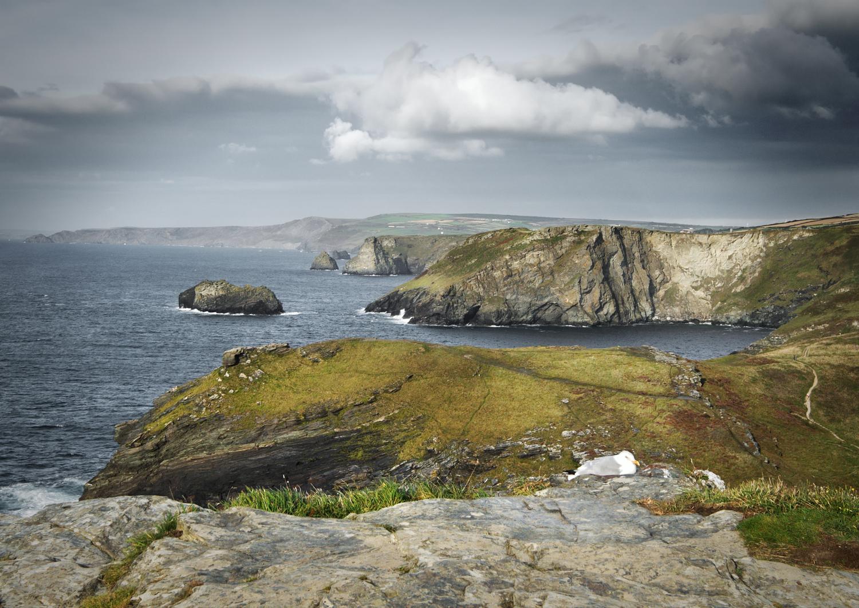 Tintagel Cliffs, United Kingdom